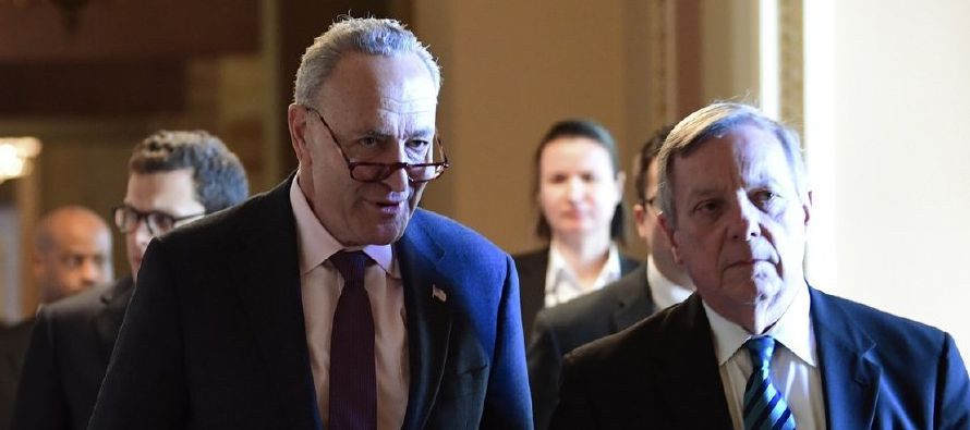 Los demócratas tienen los votos suficientes para bloquear en el Senado la propuesta...