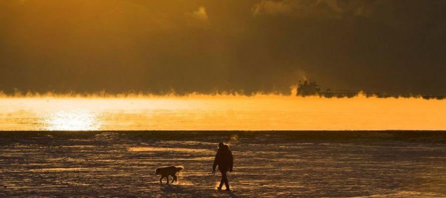 """""""Para el año 2100, el nivel de los mares podría incrementarse entre 30..."""