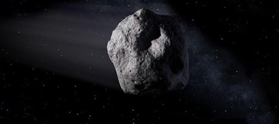 Se trata de 2002 AJ129, conocido por su alta velocidad entre los objetos cercanos a la Tierra...