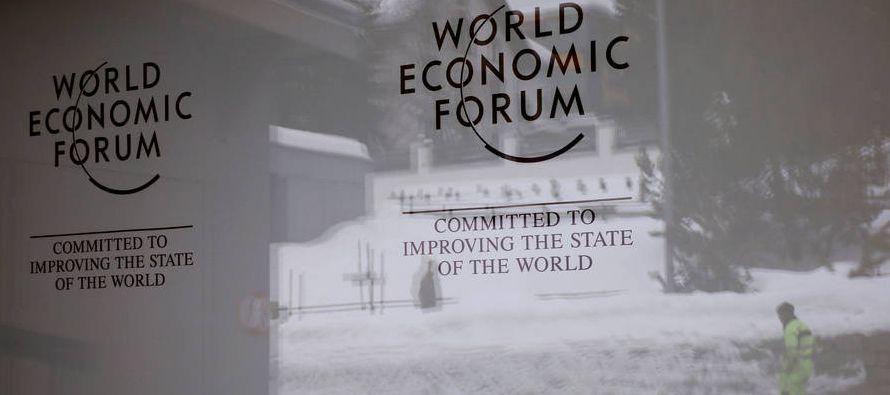 La reunión anual del Foro Económico Mundial es vista como una plataforma única...