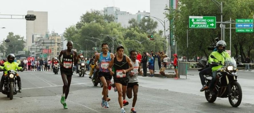 """""""Este año tendremos 42.195 corredores, pero estaremos más concentrados en la..."""