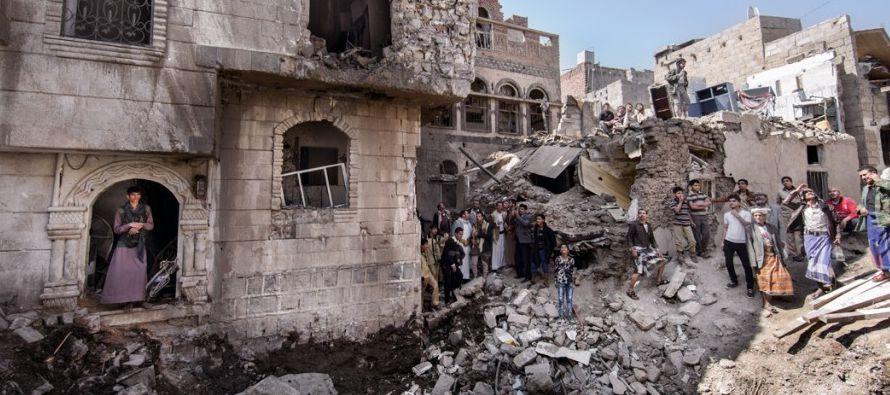 Por su parte, Mohamed al Yaber, embajador saudí para el Yemen, aseguró que la...