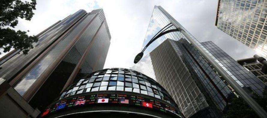 Se intercambiaron títulos de 452 empresas emisoras, de las cuales 308 ganaron, 127 perdieron...
