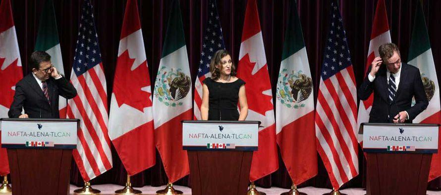 La creación del TPP11 ha sido posible gracias a que Canadá ha desbloqueado su...