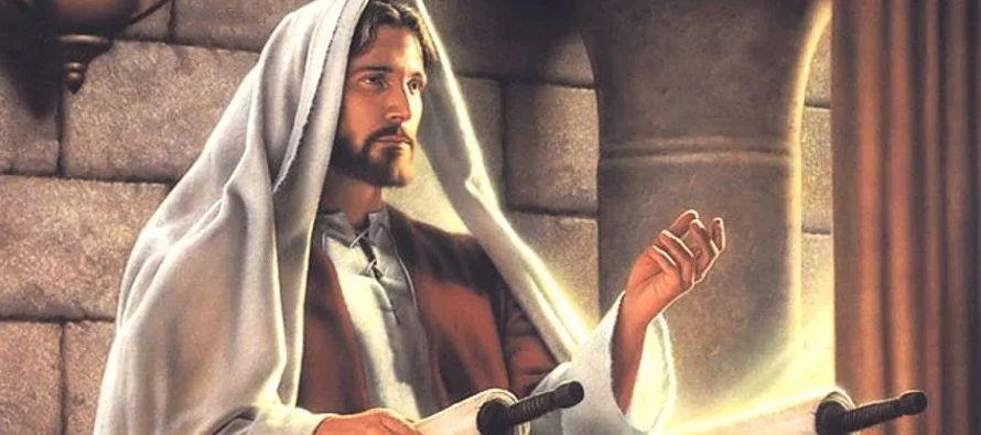 A lo largo de sus tres años de vida pública Jesucristo ve exponiendo su doctrina de...
