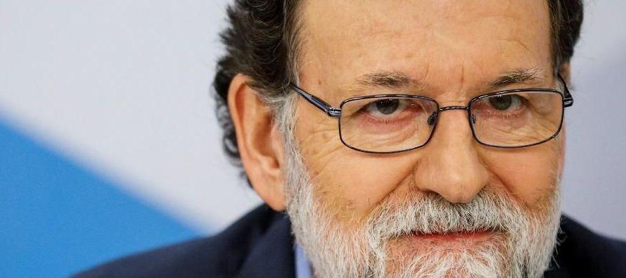 En declaraciones a la emisora de radio Onda Cero, Rajoy eludió replicar a Maduro...