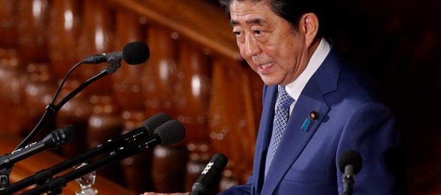 Un acuerdo es un enorme espaldarazo para el Gobierno del primer ministro japonés, Shinzo...