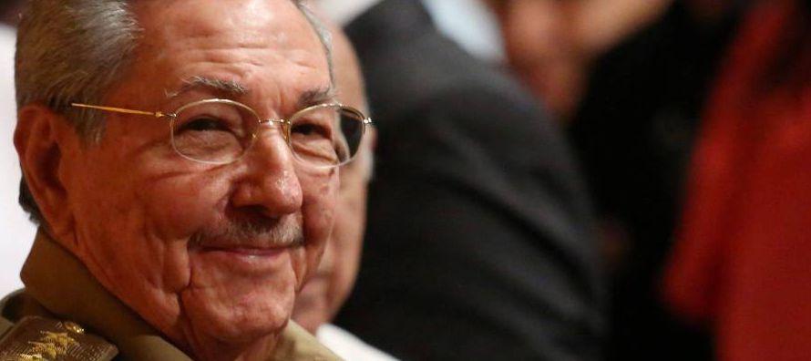 La de Raúl Modesto Castro Ruz será una semi jubilación trascendental. El...