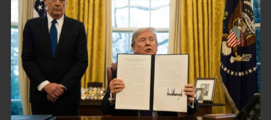 El secretario de Tesoro de Estados Unidos, Steven Mnuchin, dijo el jueves que el Gobierno del...