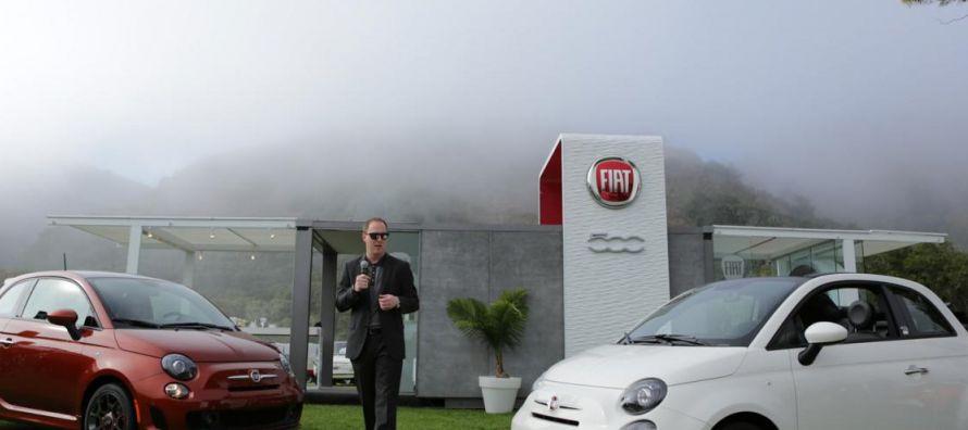 Fiat Chrysler ha estado renovando algunas fábricas en Estados Unidos para aumentar la...