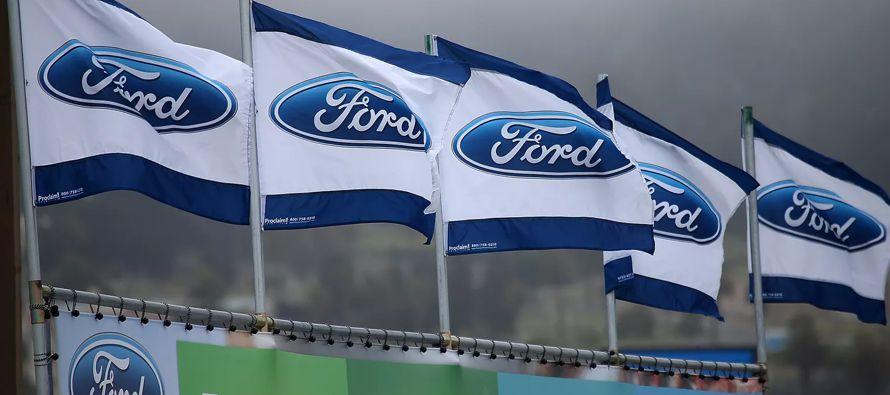Ford dijo que ha adquirido la compañía TransLoc de Carolina del Norte, dedicada a...