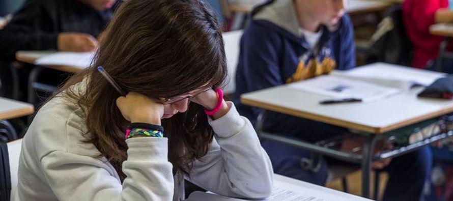 Un 21,7 % cuenta con un nivel básico de matemáticas, aunque con problemas para...