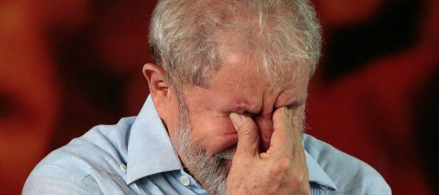 La resolución de los jueces puede ser retrasada ya que Lula tiene derecho a una...