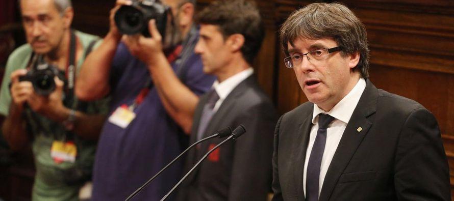 De esa forma, Madrid aborda una suspensión preventiva de la eventual investidura de...