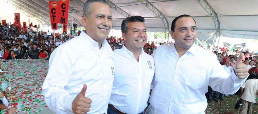 La Fiscalía General de Quintana Roo (sureste) informó en un boletín que...