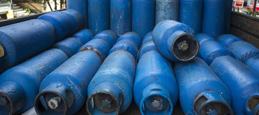 El precio del gas en el caso del cilindro (bombona), pasó de 15,02 a 18,82 pesos (0,81 a...