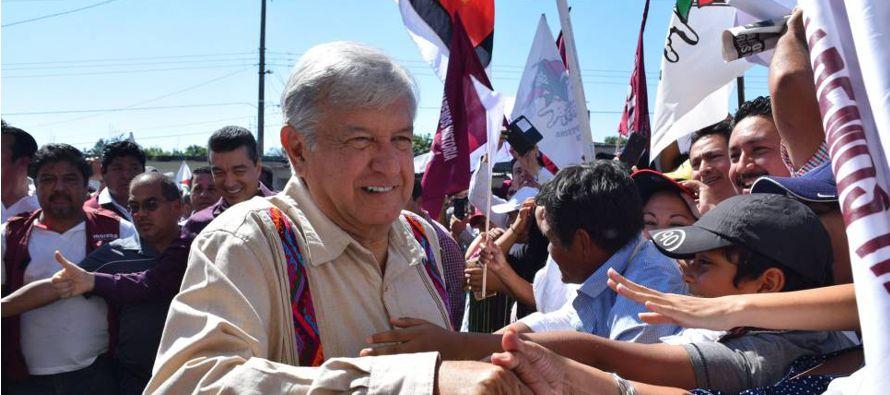 Esta cuestión ha encendido al aspirante presidencial de Morena, Andrés Manuel...