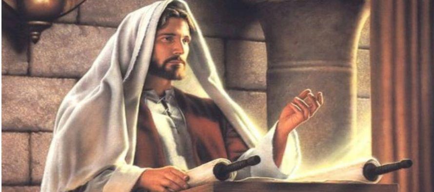 Hoy, Cristo nos dirige su enérgico grito, sin dudas y con autoridad: «Cállate y...