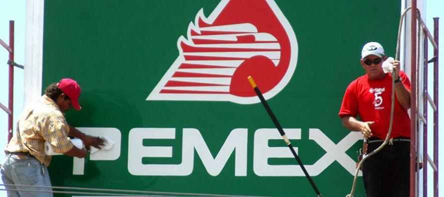 Desde 2008, Petróleos Mexicanos (PEMEX) había mantenido un nivel de 2 millones de...