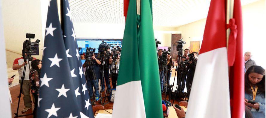 Guajardo mostró optimismo sobre la renegociación a la conclusión de la sexta...