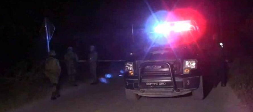Los cadáveres fueron levantados y la Fiscalía abrió una investigación...