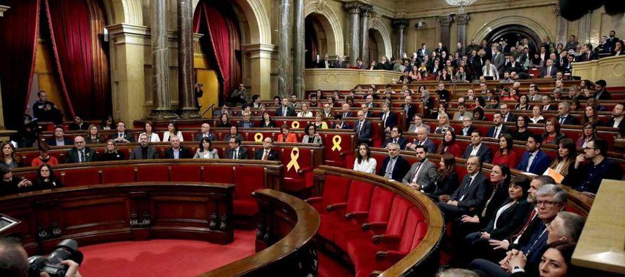El impulso independentista de Cataluña ha desatado enfrentamientos con el gobierno y el...