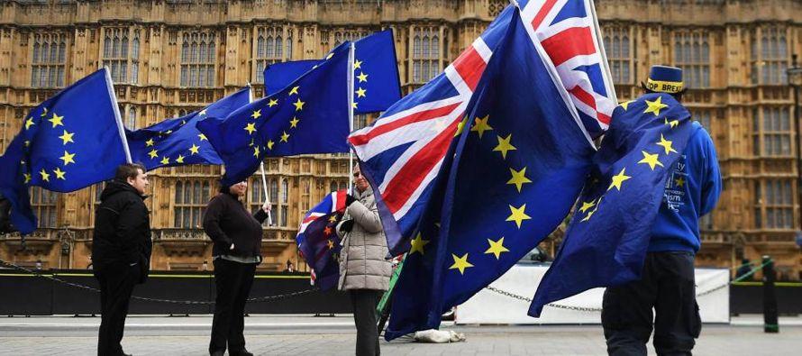 El análisis sugirió que si Gran Bretaña llega a un acuerdo de libre comercio...