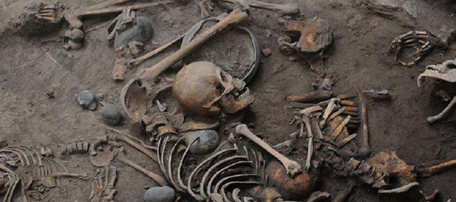 Lo más fascinante de la reciente excavación, comenta Jimena Rivera Escamilla,...