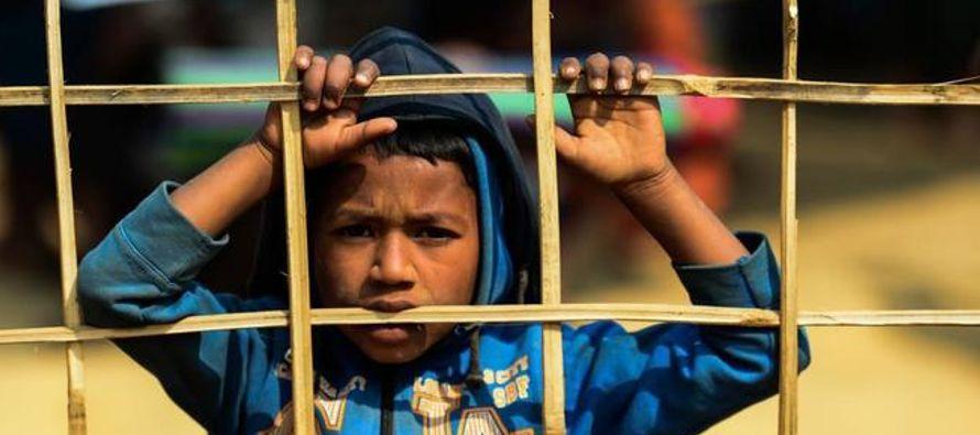 """""""Por suerte"""", ha añadido desde este campo bangladesí, """"los..."""