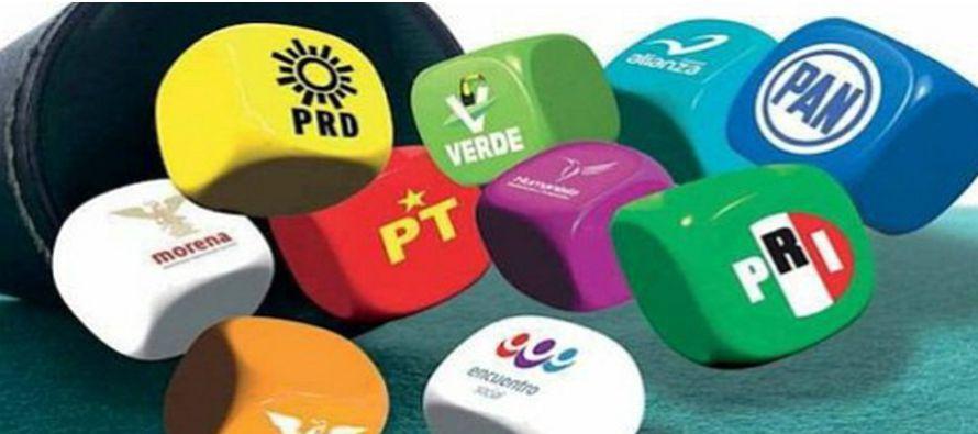 ¿Acaso los actuales partidos políticos de México en la búsqueda del...