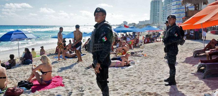 La ola de violencia ligada al narcotráfico ha convertido 2017 en el año más...