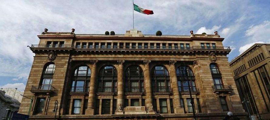 Ante la complejidad del entorno actual, el Banco de México (Banxico) destacó que la...