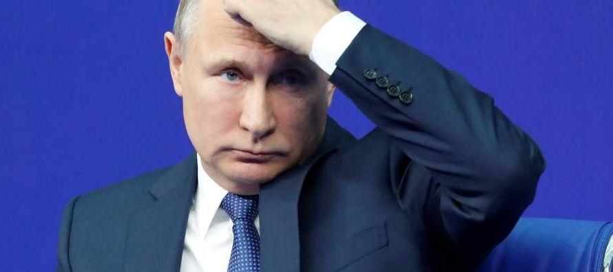 El presidente de Rusia, Vladímir Putin, declaró hoy que la decisión del...