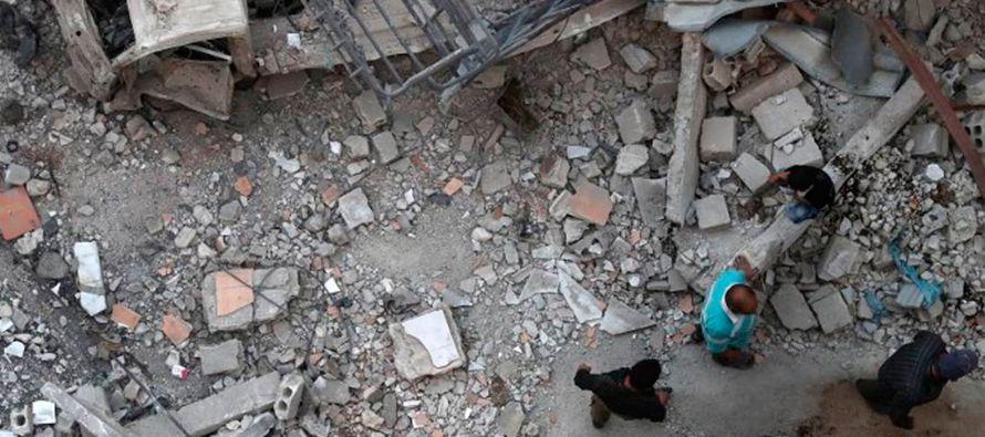En las últimas 48 horas, los efectivos leales al presidente sirio, Bachar al Asad, se han...