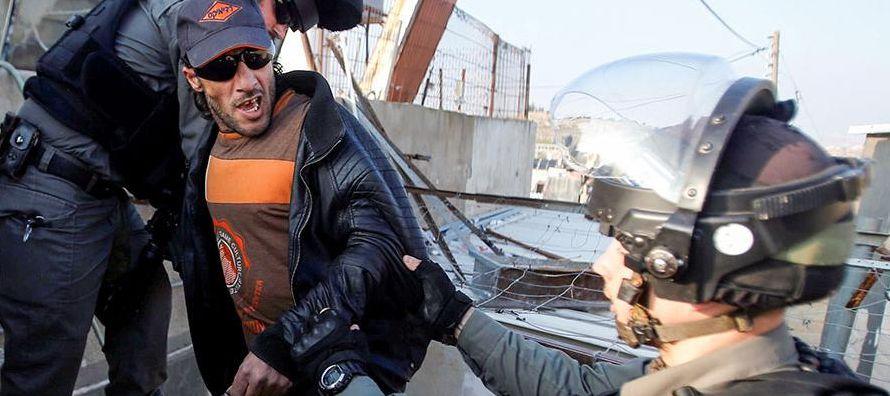 Lo informaron hoy medios palestinos. Los choques, que según las fuentes se produjeron al...