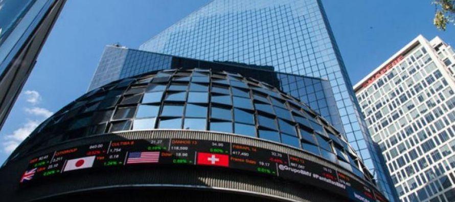 En la sesión se negociaron 205,1 millones de títulos en los mercados global y local,...