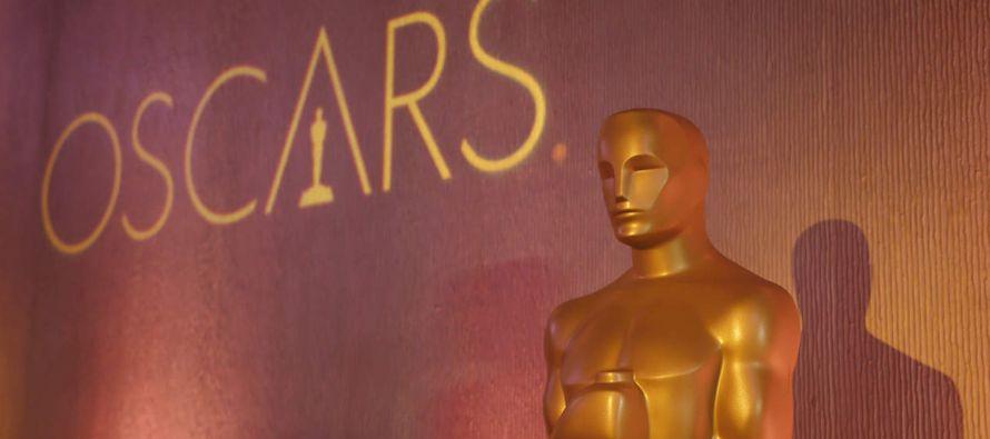 En cambio, los cinco contendientes en la categoría de mejor director harán acto de...