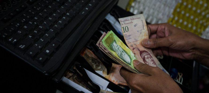 """Indicó también que hay que """"corregir el sistema cambiario"""" -que fue..."""