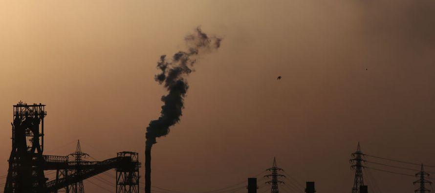 Es solo una parte de un problema enorme, el de la contaminación, que ha provocado una...