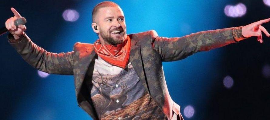 A parte del despliegue musical y coreográfico de Timberlake, la cita logró esquivar...