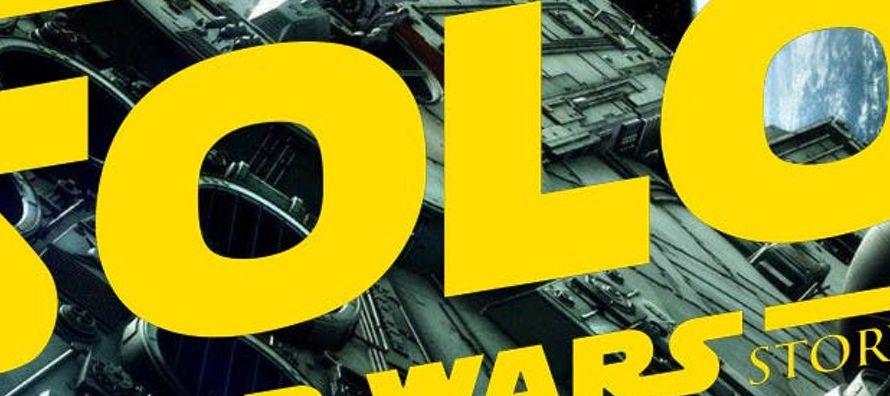 """Bajo el nombre completo """"Solo: A Star Wars Story"""", este filme desveló algunas..."""