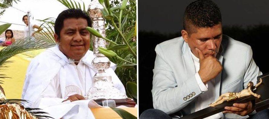 Se trata de Iván Añorve Jaimes, de 37 años, quien era el párroco de la...
