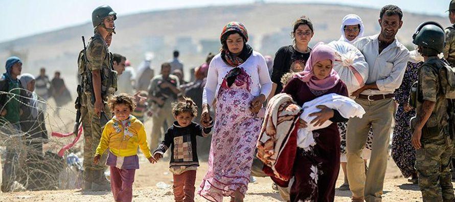 La mayor parte de los regresos se han producido en las provincias de Al Anbar, Nínive y...
