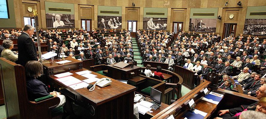 La nota fue difundida poco después de anunciarse que el presidente de Polonia, Andrzej Duda,...