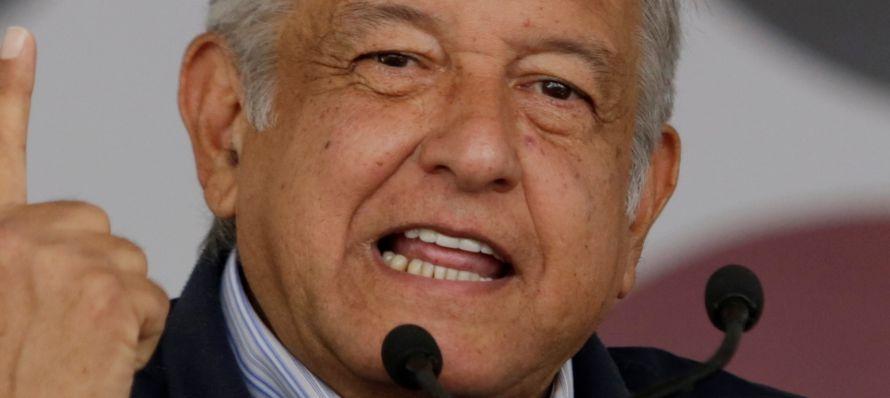 """En su lugar, López Obrador ha optado por el """"oportunismo"""" comúnmente..."""