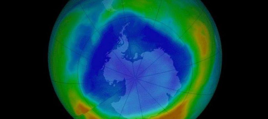 La capa de ozono se recuperó en los polos, pero experimentó un retroceso en su parte...