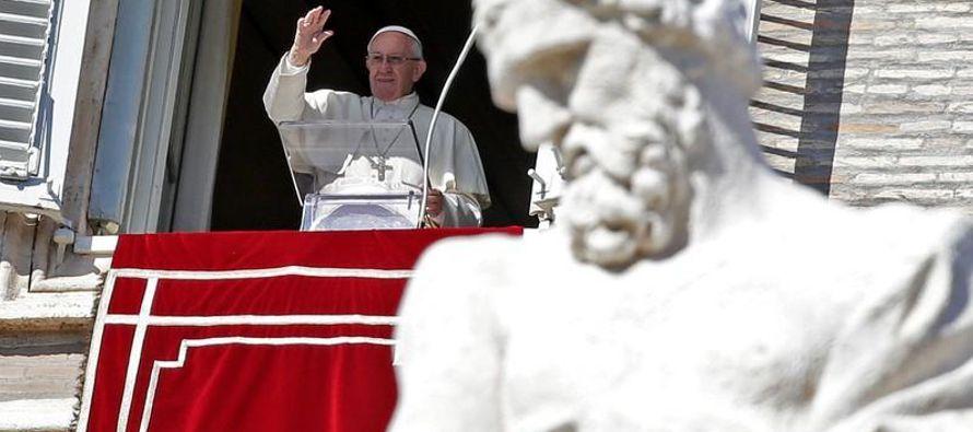 Las palabras de Francisco son válidas en muchos otros países europeos en los que el...