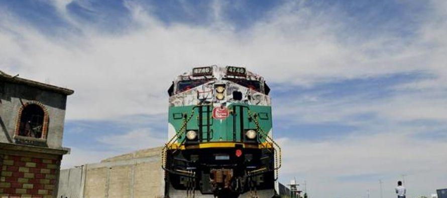 Mascott destacó que, en materia ferroviaria, las tasas de crecimiento del sector superan a...