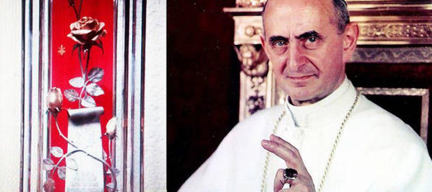Los obispos y los cardenales de dicha comisión aprobaron por unanimidad el milagro del...