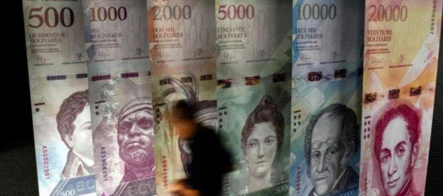 Debido a que el Banco Central de Venezuela (BCV) lleva desde diciembre de 2015, cuando cerró...
